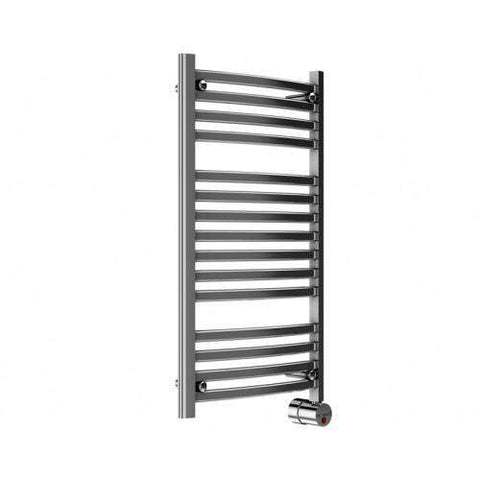 "Mr. Steam Broadway W236 Hardwired Mounted Towel Warmer - 36""h x 20""w"