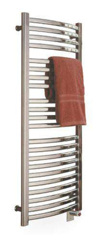 "Myson ECM4 CONTEMPORARY DESIGNER Hardwired Mounted Towel Warmer - 20""w x 53""h - OnlyTowelWarmers.com"