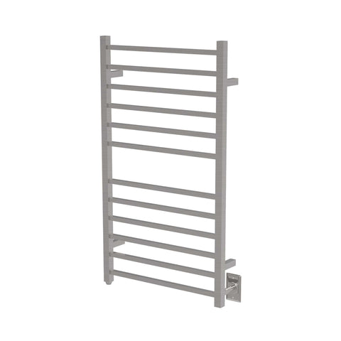 "Amba Radiant Large Hardwired Square Towel Warmer - 23.6""w x 41.3""h - towelwarmers"