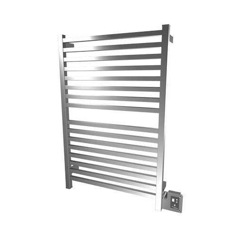 "Amba Quadro Q-2842 Hardwired Towel Warmer - 28.3/8""w x 42 3/4""h"