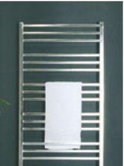 "Tuzio Avento Hardwired or plug in Towel Warmer - 23.5""w x 64""h - towelwarmers"