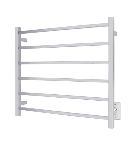 "WarmlyYours Elevate Tahoe 06 TWS2-TAH06PH Wall Mounted Towel Warmer - 29.5""w x 26.7""h"