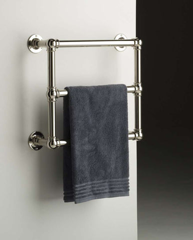 "Sterlingham Whittington/3 Wall Mount Three Rail Towel Warmer  - 21.5""w x 21.5""h"