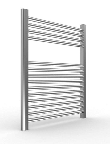 "Artos Denby M06860 Plug-in Mounted Towel Warmer - 27""h x 24""w - OnlyTowelWarmers.com  - 1"