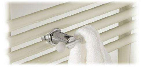 Runtal Solea Double Robe Knob - OnlyTowelWarmers.com