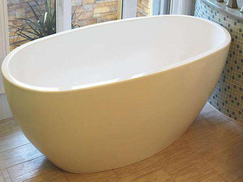 Tyrrell and Laing Eco Stone Freestanding Soaker Tub