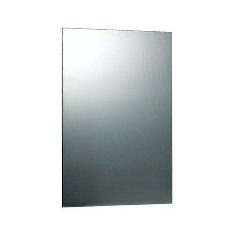 "Warmlyyours IP-EM-GLS-MIR-0600-HW Ember Mirror Radiant Panel 35"" x 24"" - towelwarmers"