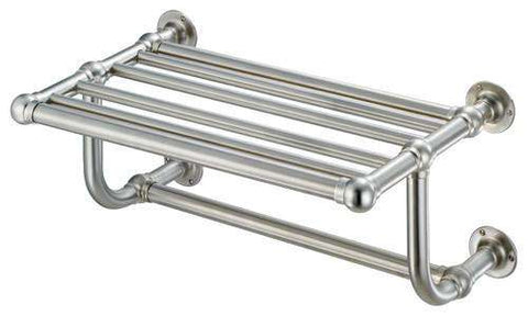 "Sterlingham Kinver Wall Mount Seven Rail Towel Warmer  - 26.75""w x 13""h"