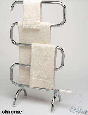 Wall Mount Towel Warmer For Warmrails Heatra Classic Plug In Freestanding Or Wall Mount Towel Warmer 24 Mounted Warmers