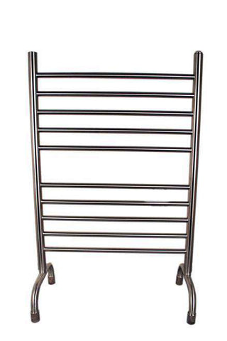 "Amba 24"" Solo Plug in Freestanding Towel Warmer - 24""w x 38""h - OnlyTowelWarmers.com  - 3"