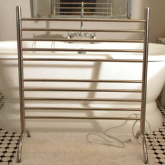 "Amba 33"" Solo-33 Plug in Freestanding Towel Warmer - 33""w x 38""h - towelwarmers"