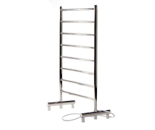 25 Unique Staircase Designs To Take Center Stage In Your Home: Kontour Camber K1023E Freestanding Plug-in Towel Warmer