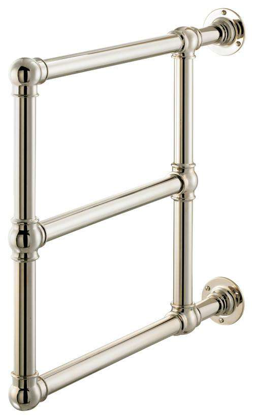 "Sterlingham Bewdley Hardwired Towel Warmer  - 23.6""w x 21.5""h - towelwarmers"
