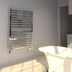 "Amba Quadro Q2842 Hardwired Towel Warmer - 28.3/8""w x 42 3/4""h - towelwarmers"