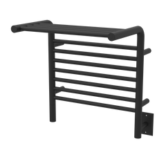 "Amba Jeeves M Shelf  Hardwired Towel Warmer  - 20.5""w x 22""h - towelwarmers"
