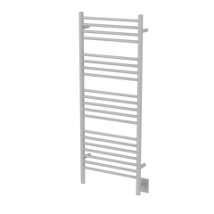 "Amba Jeeves D Straight Hardwired Towel Warmer  - 20.5""w x 53""h - towelwarmers"
