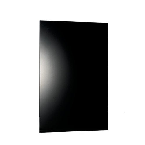 "Warmlyyours IP-EM-GLS-BLK-0800 Ember Heating Panel 47"" x 24"" - towelwarmers"