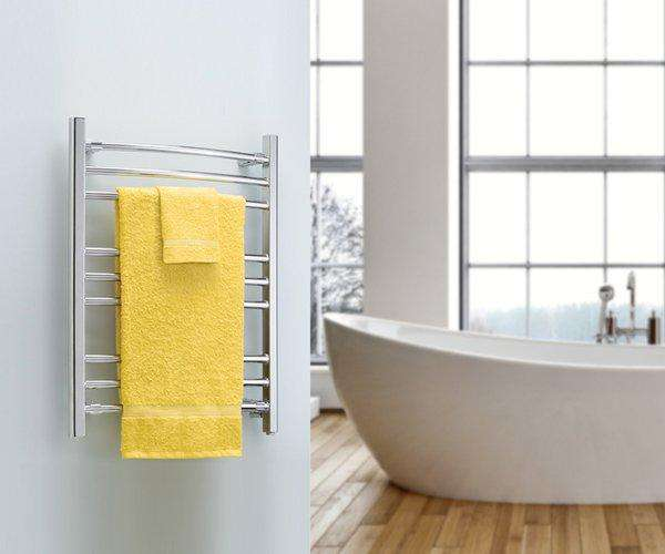 Only Towel Warmers Coupon: WarmlyYours Grande 10 TWS6-GRD10KH Wall Mounted Towel Warmer