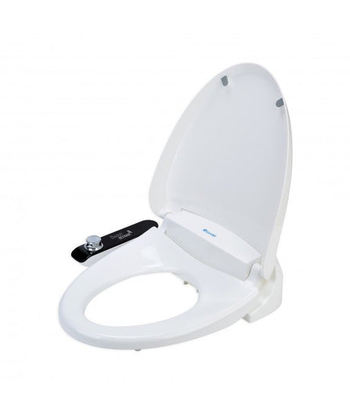 Outstanding Brondell Swash Ecoseat S100 Elongated Bidet Toilet Seat Pabps2019 Chair Design Images Pabps2019Com