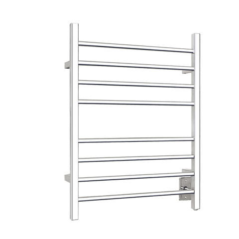 "WarmlyYours Sierra TW-SR-08PS-HW Wall Mounted Towel Warmer - 24""w x 32""h"
