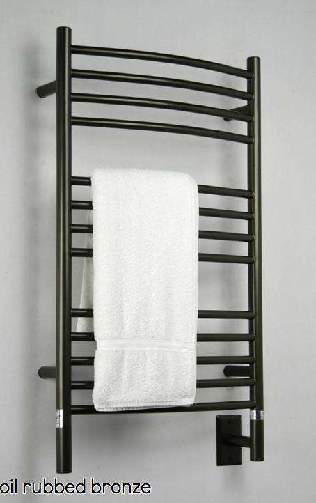 Amba Jeeves C Curved Hardwired Towel Warmer 20 5 Quot W X 36 Quot H