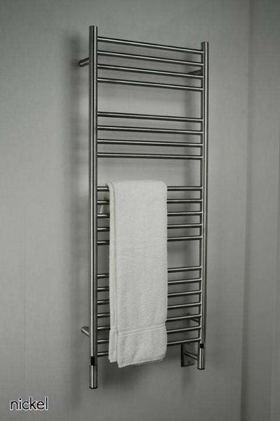 Amba Jeeves D Straight Hardwired Mounted Towel Warmer