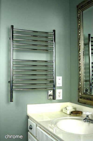 Amba Jeeves E Straight Hardwired Towel Warmer 20 5 Quot W X 31 Quot H