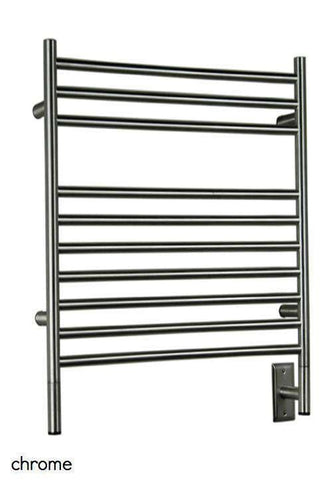 "Amba Jeeves  K Straight Hardwired Mounted Towel Warmer - 29.5""w x 27""h - OnlyTowelWarmers.com  - 1"