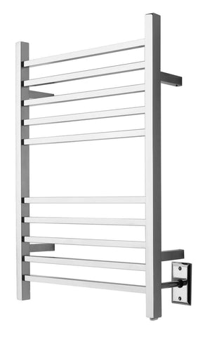 "Amba Radiant Square Hardwired Mounted Towel Warmer - 24""w x 32""h - OnlyTowelWarmers.com  - 9"