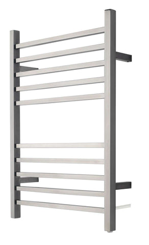 "Amba Radiant Square Plug-In Mounted Towel Warmer - 24""w x 32""h - OnlyTowelWarmers.com  - 1"