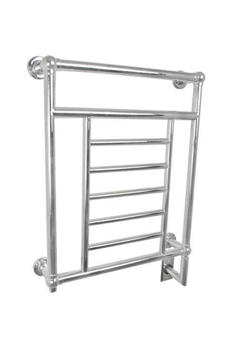 "Amba Traditional T-2536 Hardwired Mounted Towel Warmer  - 25.25""w x 35.75""h - OnlyTowelWarmers.com  - 4"