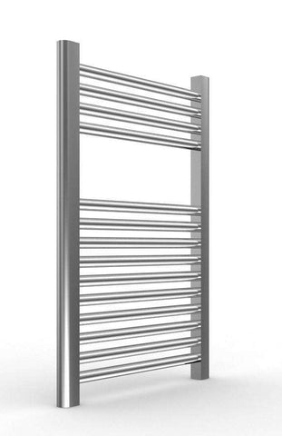 "Artos Denby M06845 Plug-in Mounted Towel Warmer - 27""h x 18""w - OnlyTowelWarmers.com  - 1"