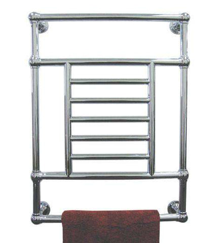 "Artos Isis T-IWALL Hardwired Mounted Towel Warmer - 34""h x 26""w - OnlyTowelWarmers.com"