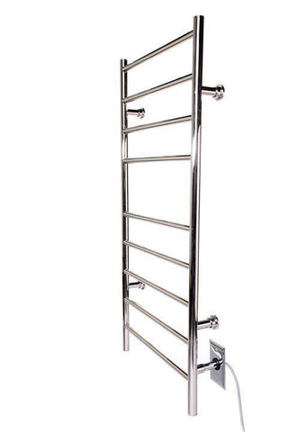 "Kontour Linear K4023 Plug-In or Hardwired Towel Warmer - 18""w x 40""h - OnlyTowelWarmers.com  - 1"