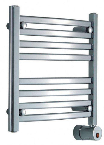 "Mr. Steam Broadway W219 Hardwired Mounted Towel Warmer - 20""h x 20""w - OnlyTowelWarmers.com  - 1"