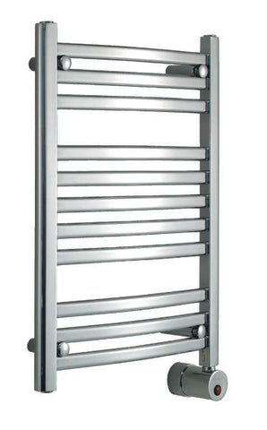 "Mr. Steam Broadway W228 Hardwired Mounted Towel Warmer - 28""h x 20""w - OnlyTowelWarmers.com  - 1"