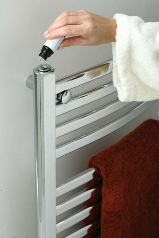 "Mr. Steam Broadway W248 Hardwired Mounted Towel Warmer - 48""h x 20""w - towelwarmers"