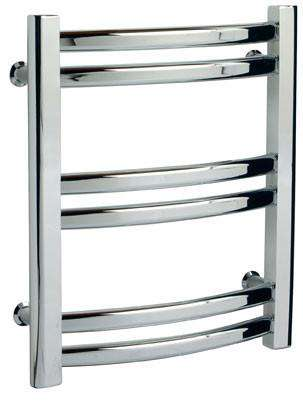"Myson ECMH3-1 CONTEMPORARY DESIGNER Hardwired Mounted Towel Warmer - 18""w x 27""h - OnlyTowelWarmers.com"