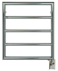 "Myson ECMH3-3 CONTEMPORARY DESIGNER Hardwired Towel Warmer- 21""w x 28""h - towelwarmers"