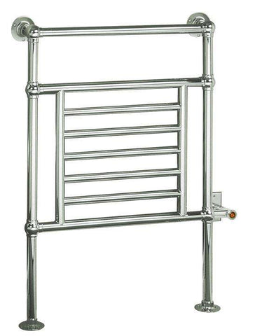 "Myson EUROPEAN TRADITION  EB27-1 Hardwired Mounted Towel Warmer - 31""w x 38""h - OnlyTowelWarmers.com  - 1"