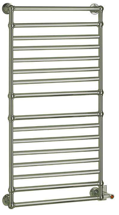 "Myson EUROPEAN TRADITION EB36-1CH Hardwired Towel Warmer - 22""w x 53""h - towelwarmers"