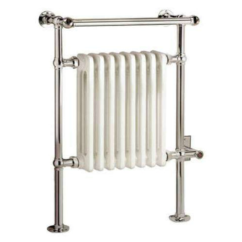 "Myson EUROPEAN TRADITION EVR1 Hardwired Mounted Towel Warmer - 30""w x 38""h - OnlyTowelWarmers.com"