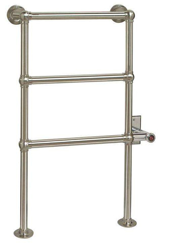 "Myson EUROPEAN TRADITIONAL EB24-1 Hardwired Mounted towel Warmer - 31""w x 38""h - OnlyTowelWarmers.com  - 1"