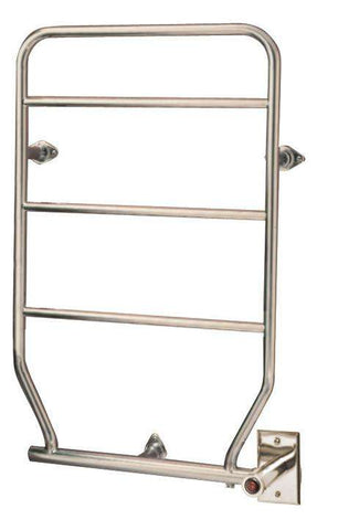 "Myson WEO140 CLASSIC COMFORT Hardwired Mounted Towel Warmer - 25""w x 36""h - OnlyTowelWarmers.com  - 1"