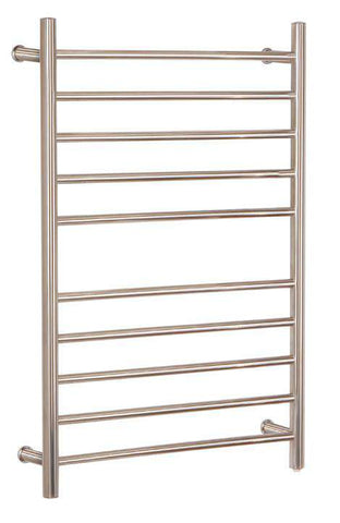 "Myson WPRL10 10 Bar Gem Wall mount Plug in Towel Warmer - 20""w x 37""h - OnlyTowelWarmers.com  - 1"