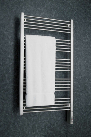 "Runtal Fain FTRE-3320 Plug in Mounted Towel Warmer - 19.7""w x 33.1""h - OnlyTowelWarmers.com  - 1"