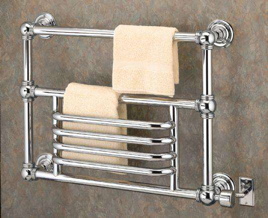 "Wesaunard Baronial 7Z Electric Towel Warmer - 35.5""w x 27.5""h - towelwarmers"
