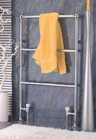 "Wall Mounted Towel Warmer - Wesaunard Builder 2Z Electric Towel Warmer - 23.5""w X 35.5"" H"