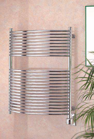 "Wesaunard Eutopia 33Z Electric Towel Warmer - 23.5""w x 49""h - towelwarmers"
