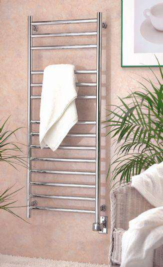 "Wesaunard Eutopia 6Z Electric Towel Warmer - 23.5""w x 49""h - towelwarmers"